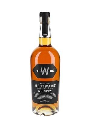 Westward American Single Malt Whiskey 45% 750ml