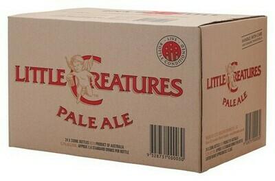 Little Creatures Pale Ale 5.2% (24 Pack)