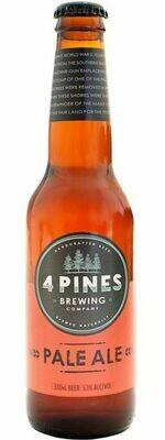 4 Pines Pale Ale 5.1% (24 Pack)
