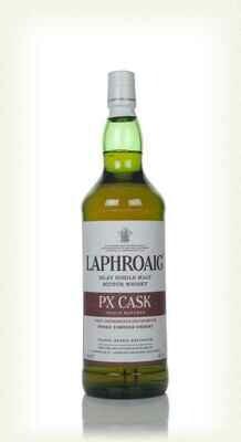 Laphroaig Quarter Cask PX Finsih 1 Litre 48%