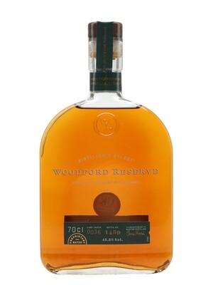 Woodford Reserve Rye Whiskey 45.2%