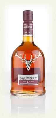 Dalmore 12 40%