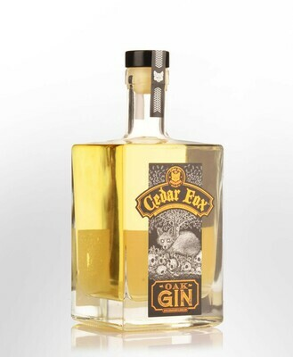 Cedar Fox Oak Gin 45%