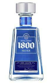 1800 Silver Tequila 38%