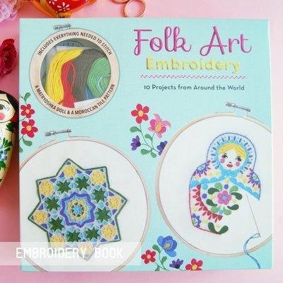 Folk Art - Signed Copy