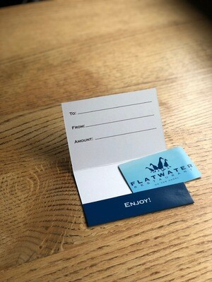 Flatwater Gift Card