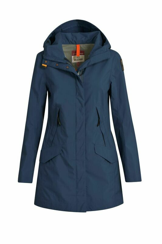 Parajumpers | Hooded Coat Rachel - Navy