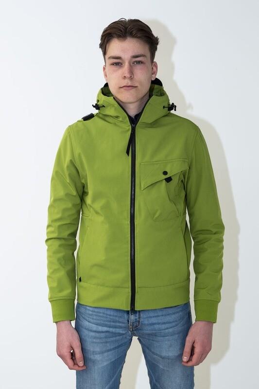 Mastrum | Softshell Jacket - Groen