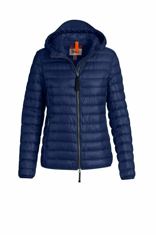 Parajumpers | Hooded Jacket Rosalyn - Navy Peony