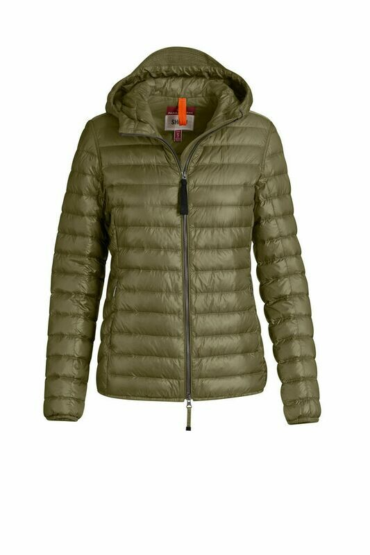 Parajumpers | Hooded Jacket Rosalyn - Military
