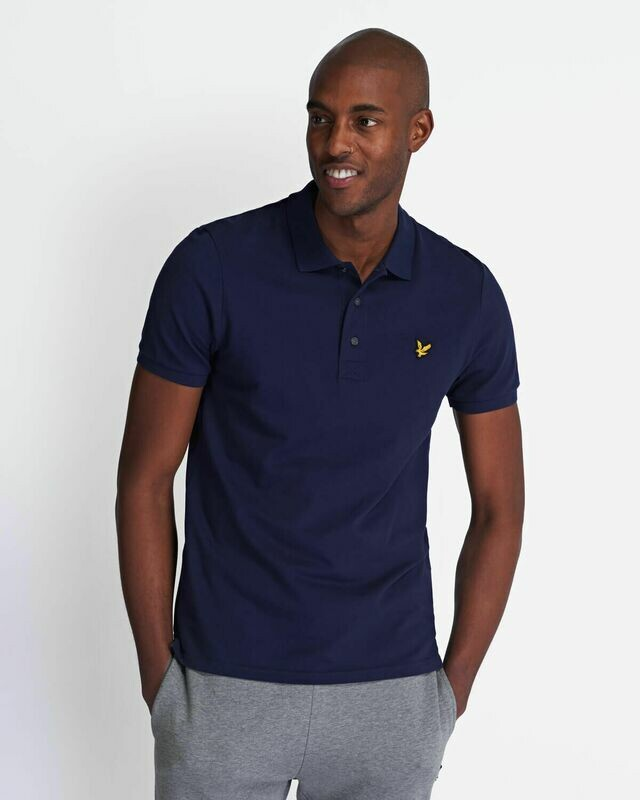 Lyle & Scott | Slim Stretch Polo Shirt - Navy