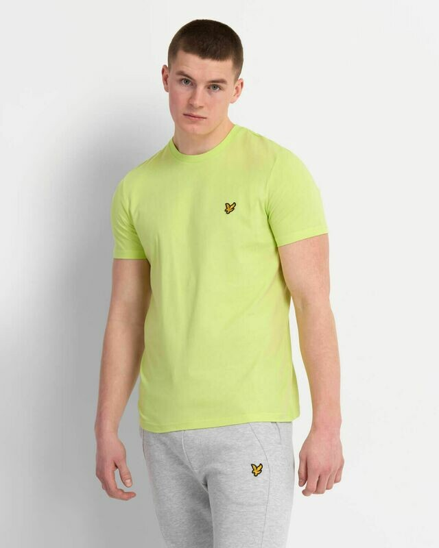Lyle & Scott | Crew Neck T-Shirt - Sharp Green