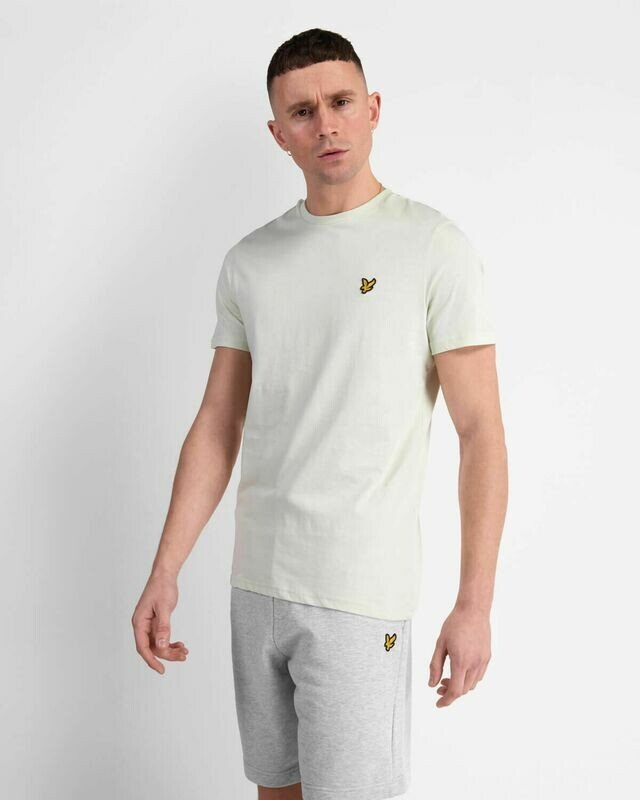 Lyle & Scott | Crew Neck T-Shirt - Cloud Mint