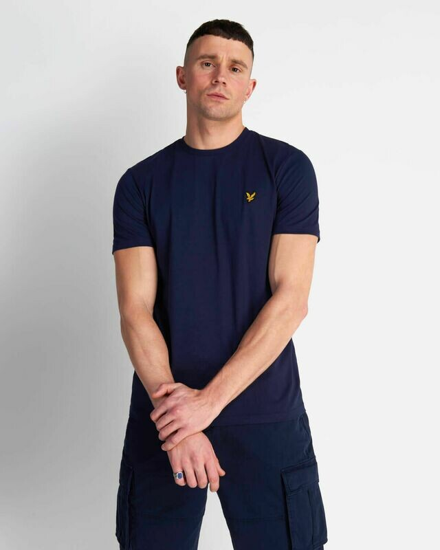 Lyle & Scott | Crew Neck T-Shirt - Navy