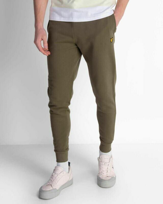 Lyle & Scott | Skinny Sweatpants - Lichen Green