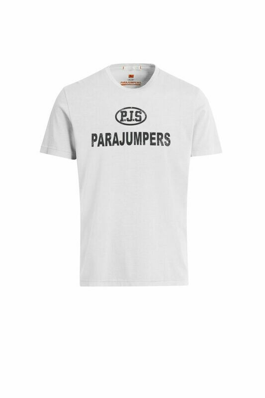 Parajumpers | T-Shirt Jonny - White