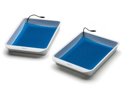 サーリオのトレイ、電極板、青マットのセット