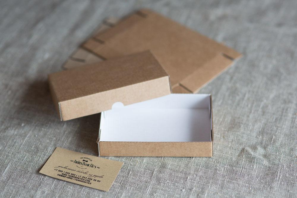 Деневая упаковка для handmade аксессуаров