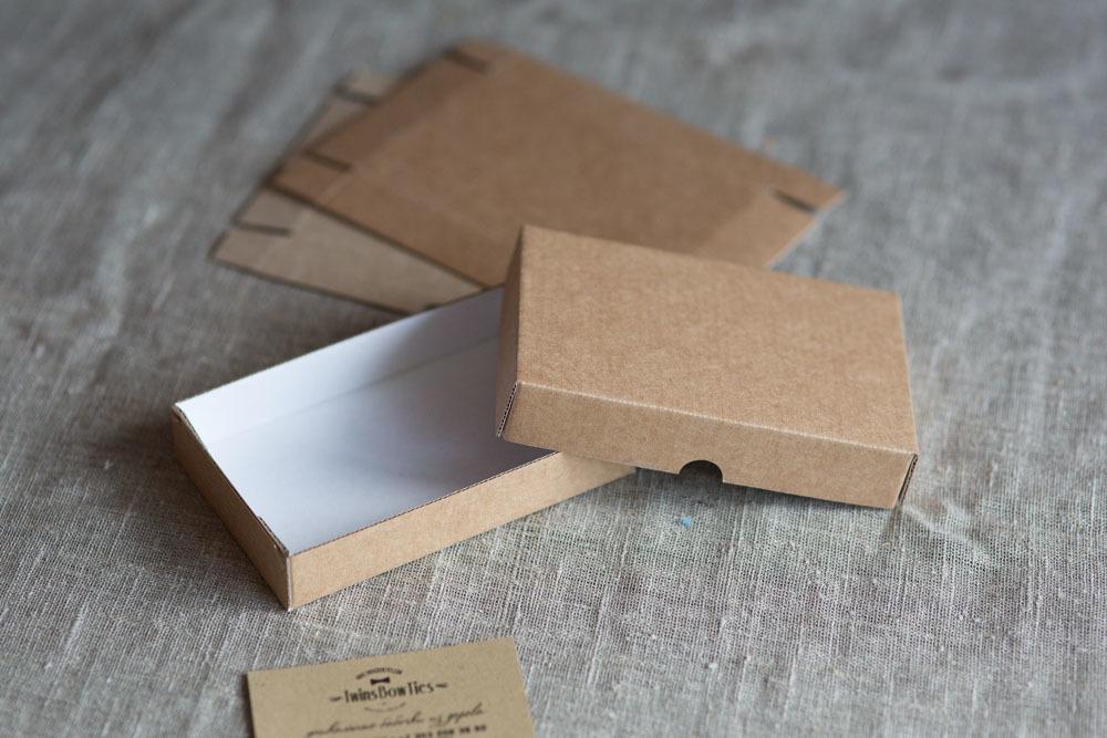 Купить коробку для галстук бабочки