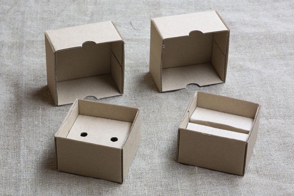 Крафт упаковка для хэндмейд