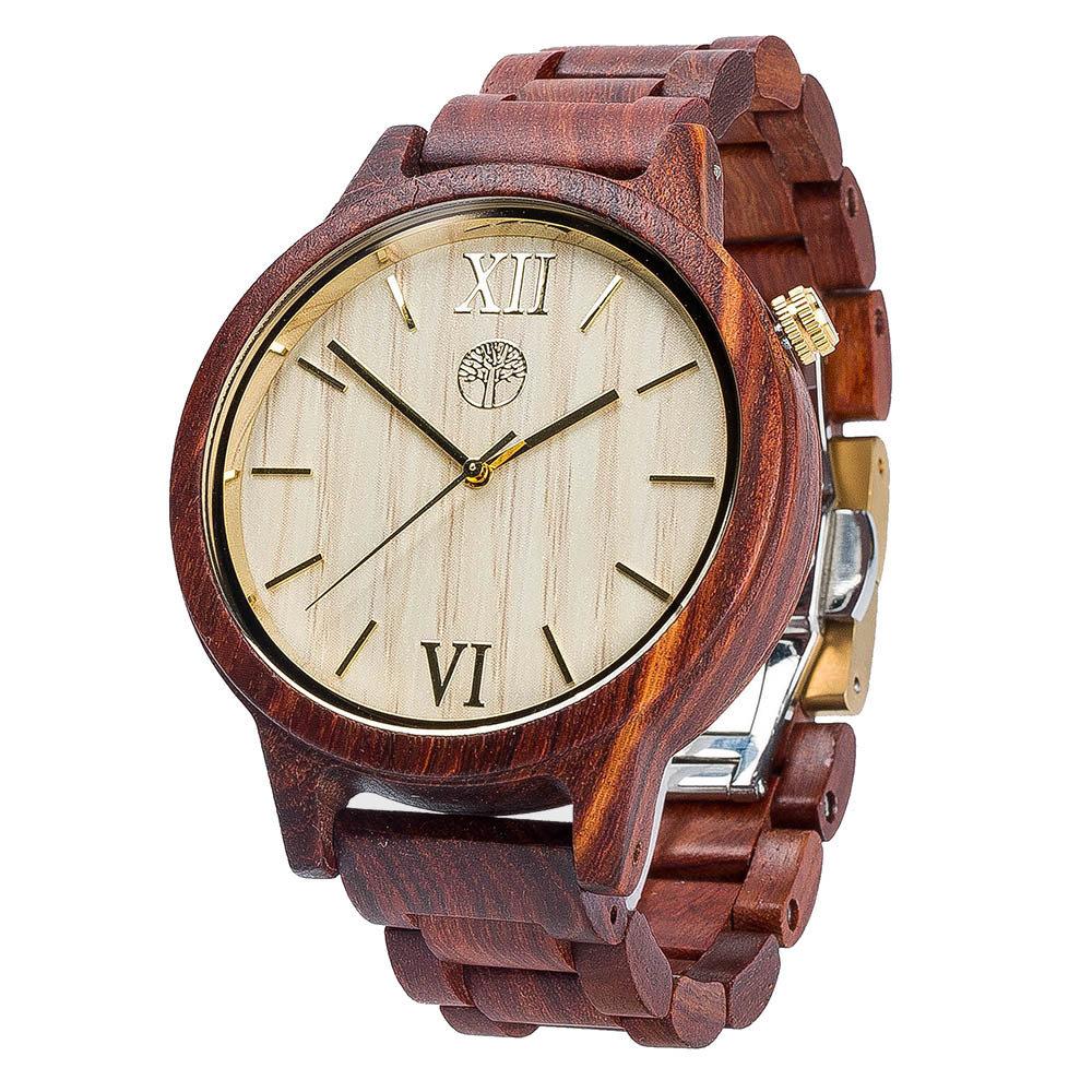 Купить наручные деревянные часы