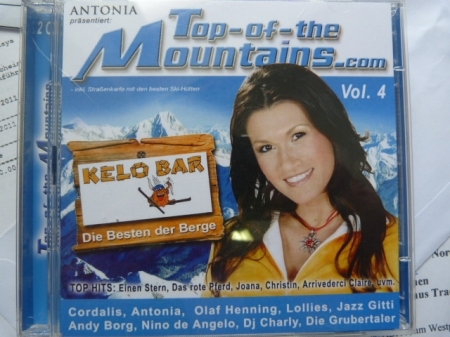 Doppel CD Top of the Mountains Vol. 4 00027