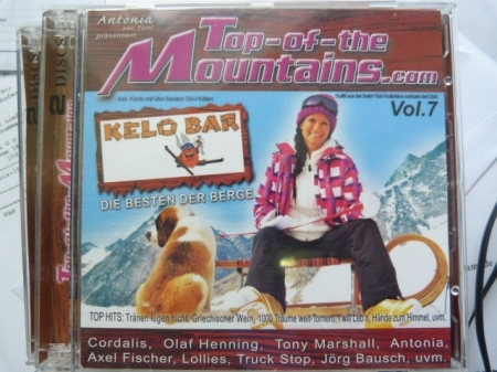 Doppel CD Top of the Mountains Vol. 7 00028