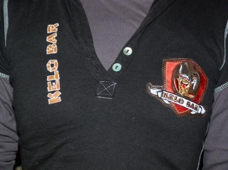 T-Shirt Herren Zapfig