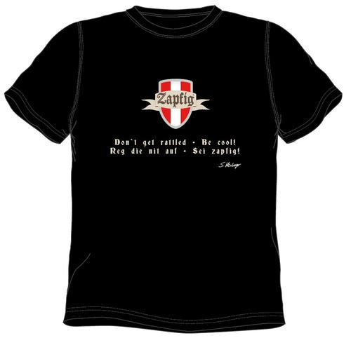 T-Shirt Herren Zapfig 00037