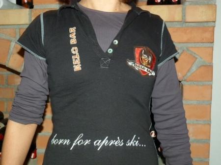T-Shirt Damen Zapfig