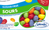Sugar Free Jelly Belly Sours