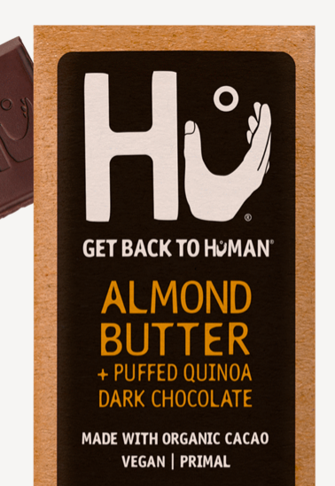 Hu - Bar, Almond Quinoa