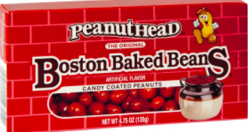 Boston Baked Beans Theater Box