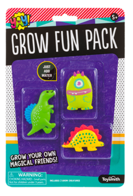 Grow Fun Pack