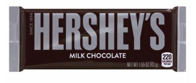 Hershey's - Milk Chocolate