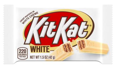 Kit Kat - White Chocolate