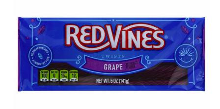 Red Vines Licorice - Grape
