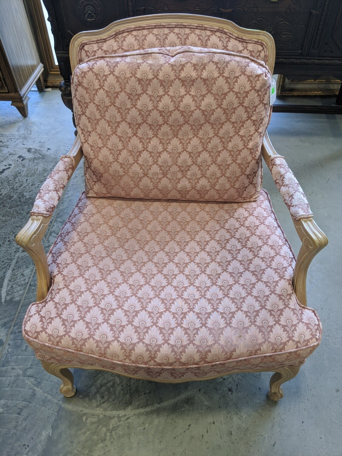 Pink Accent Chair #1860