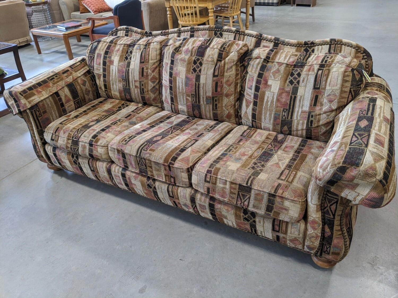Southwestern Style Sofa #1867
