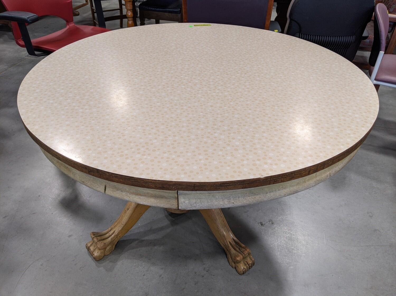 Round Breakfast Table #1914