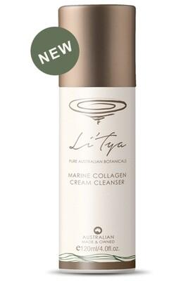 Li'tya - Marine Collagen Cream Cleanser