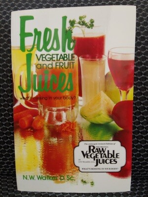 Juicing -- for the Health of it!