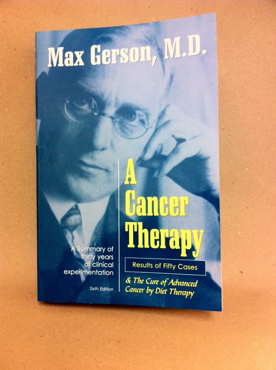 A Cancer Therapy  Results of Fifty Cases 1979