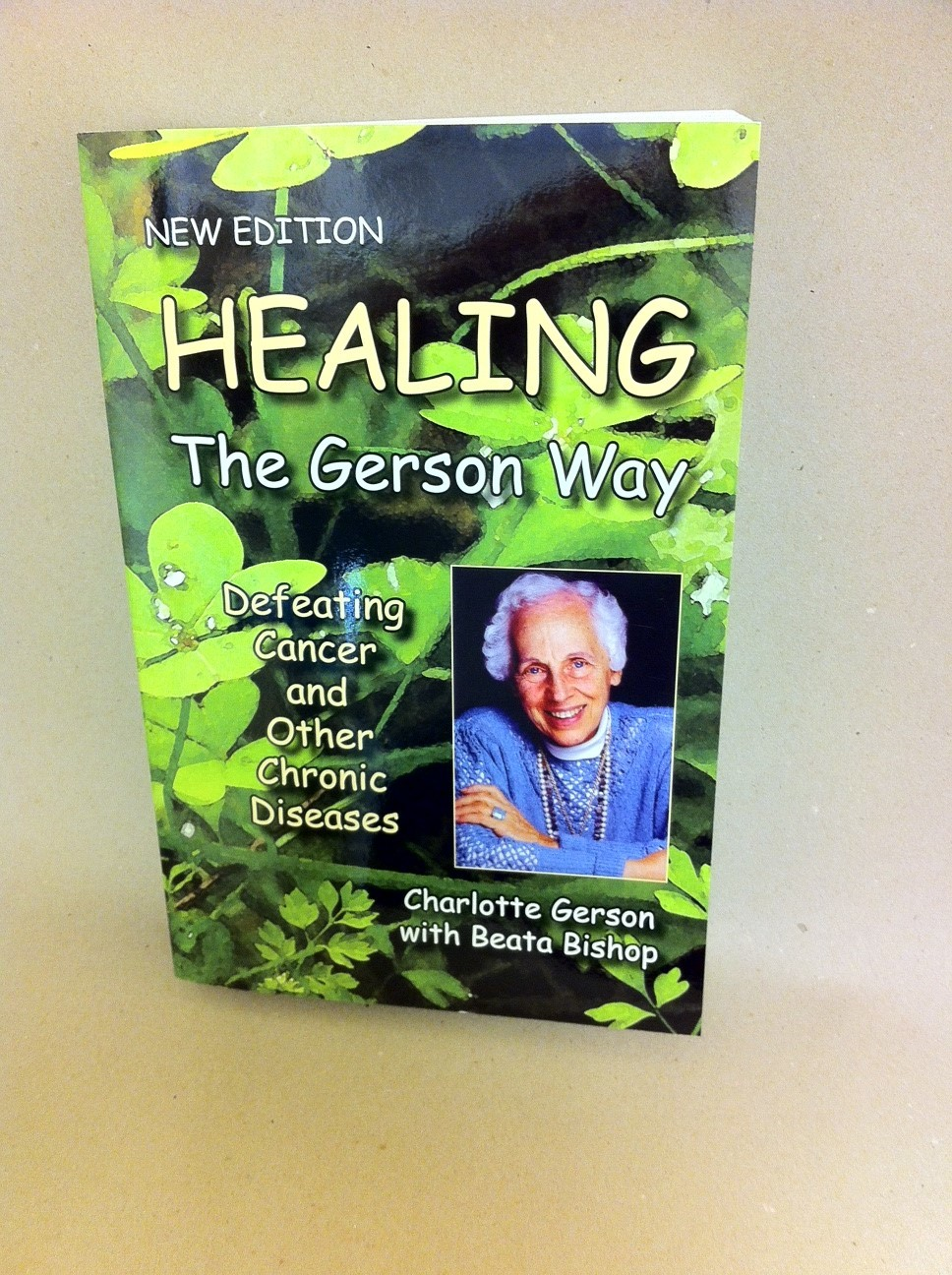 Healing The Gerson Way 1087