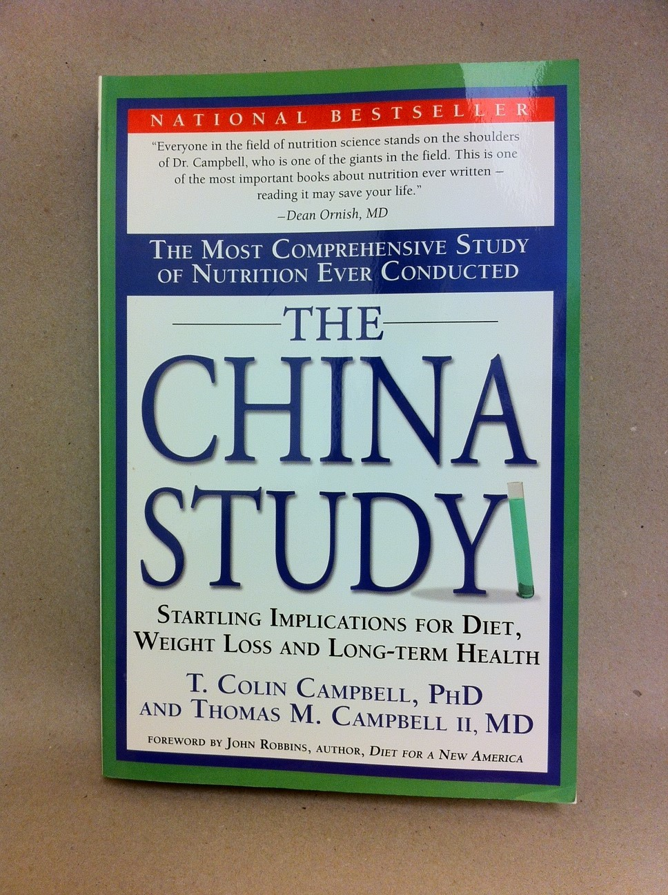 The China Study 2146