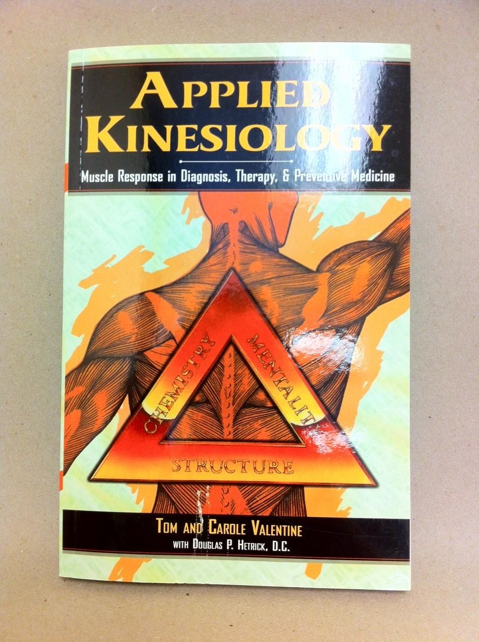 Applied Kinesiology 1338