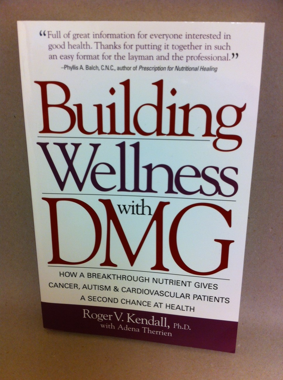 Building Wellness with DMG 1517