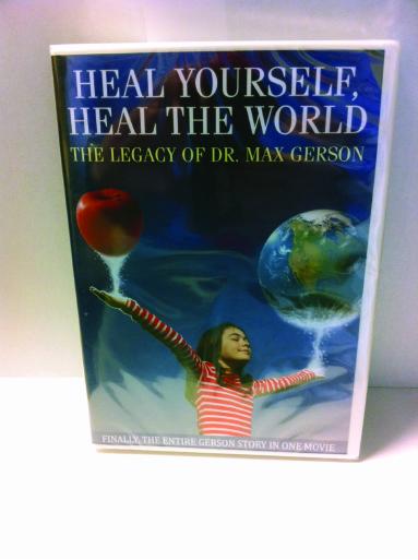 HEAL YOURSELF, HEAL THE WORLD  DVD 2253