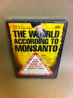 The World According To Monsanto   DVD