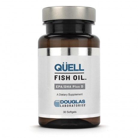 Quell Fish Oil 2504